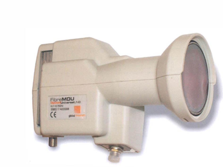 GI - FibreMDU OPTICAL LNB & PSU