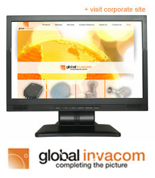Global Invacom - Corporate Site